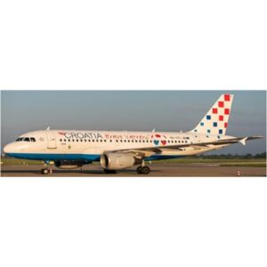 A319.AIRBUS A319.Modely dopravních letadel.Diecast models airplanes.airlaner.JC Wings JC-XX2143.