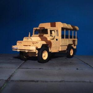 ACMAT.Acmat TPK 4 20 SM2.Modely vojenské techniky.aut.Diecast models military vehicles.cars.Altaya MAG LL06.Hotové modely.Sběratelské modely Kovové modely.