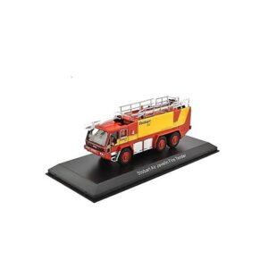 Javelin Fire Tender.Stobart Air.Modely hasícských vozidel.Diecast models fire engine.Atlas Editions 4664109.Hotové modely.Sběratelské modely Kovové modely. Diecast models cars.fire engine.military vehicles.