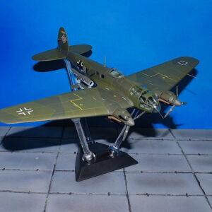 Heinkel He 111.Modely letadel.Diecast models aircraft.Corgi AA33716. Modely vrtulníků. Diecast models helicopters. Diecast models cars. Modely vojenské techniky. Diecast models military vehicles. Modely raket. Diecast models rockets. Sběratelské modely. Hotové modely. Sběratelské modely letadel. Kovové modely.
