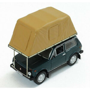 LADA NIVA.VAZ-2121.With Roof Tent.Modely aut.Diecast models cars.IXO Models IST296MR.Modely nákladních aut. Diecast models vehicles.trucks. Modely hasíčských,požarních vozidel. Diecast models cars.fire engine. Transport diecast models. Modely vojenské techniky. Diecast models military vehicles. Modely tanků. Diecast models tanks. Sběratelské modely. Hotové modely. Kovové modely.