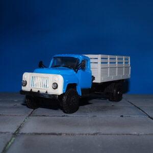 GAZ-53.Modely nákladních aut.Diecast models vehicles.Kompanion Auto-Model KAM 01.
