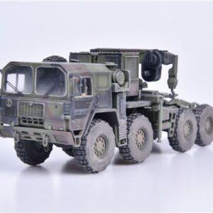 MAN KAT1M1014 8*8 off-road Truck.Hotové modely vojenské techniky.raket.Diecast models military vehicles.Model Collect AS72136.