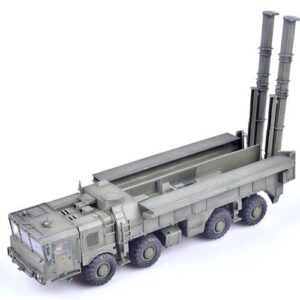 Iskander-K Cruise Missile.9M728.SSC-7.9K720 Iskander.MZKT-7930.Modely raket.Diecast models rockets.Modely vojenské techniky.Diecast models military vehicles.ModelCollect AS72128.