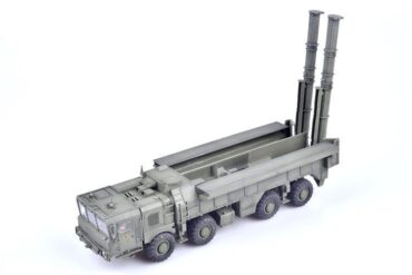Iskander-K Cruise Missile.9M728.SSC-7.9K720 Iskander.MZKT-7930.Modely raket.Diecast models rockets.Modely vojenské techniky.Diecast models military vehicles.ModelCollect AS72128.