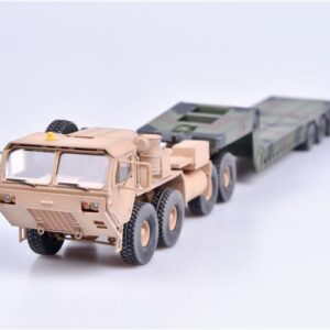 HEMPTT.M983.Tractor.Heavy Expanded Mobility Tactical Truck.M870A1 Semi-Trailer.Modely vojenské techniky.Diecast models military vehicles.ModelCollect AS72134.