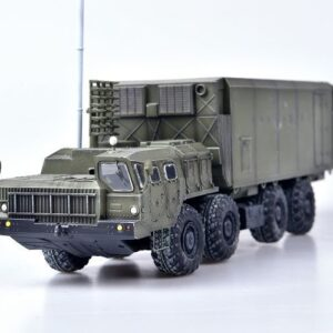 54K6E Baikal Air Defence Command Post.MAZ-7910.Modely raket.Diecast models rockets.Modely vojenské techniky.Diecast models military vehicles.ModelCollect AS72143.