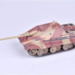 E-50 Jagdpanzer with 105mm gun.Modely tanků.Diecast models military vehicles.tanks.ModelCollect German WWII AS72132.