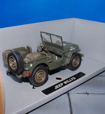 Jeep Wiiiys.MB.Modely vojenské techniky.Diecast models military vehicles.New Ray NEW 54133.Modely tanků. Models diecast tanks. Modely aut. Diecast models cars. Modely letadel. Diecast models aircraft. Diecast models helicopters. Sběratelské modely. Hotové modely. Sběratelské modely tanků. Kovové modely.