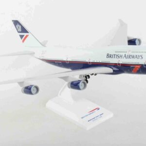 SkyMarks Models SKR1030 - Boeing 747-400 , 'G-BNLY' British Airways / LANDOR '100 Year Anniversary'