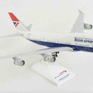 Boeing 747-400 , British Airways.NEGUS.'100 Year Anniversary'.SkyMarks Models SKR1037.