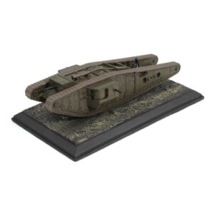 Mark Tank.Mark VII Tank.Tadpole.Modely tanků.Diecast models tanks.Wings of The Great War WW10203.