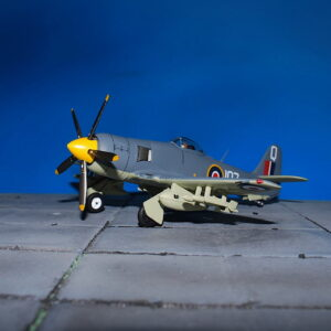 Hawker Sea Fury FB.II.Hawker Sea Fury.Modely letadel.Diecast models aircraft.Witty Wings WTW72-015-14. Modely vrtulníků. Diecast models helicopters. Modely aut. Diecast models cars. Modely vojenské techniky. Diecast models military vehicles, Modely tanků. Diecast models tanks. Modely raket. Diecast models rockets. Sběratelské modely. Hotové modely. Kovové modely.