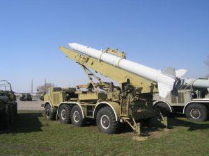 ZIL-135LM 9P113 TEL Artillery Rocket System 9K52 Luna-M 'FROG-7' with 9M21 rocket