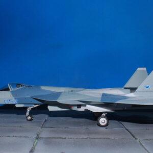 Su-57.Sukhoi Su-57 PAK FA Fifth-Generation Jet Fighter.T-50.Modely letadel.Diecast models aircraft.Air Force1 AF-1-0011. Modely vrtulníků. Diecast models helicopters. Diecast models cars. Modely vojenské techniky. Diecast models military vehicles. Modely raket. Diecast models rockets. Sběratelské modely. Hotové modely. Kovové modely.