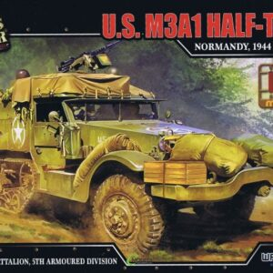 M3A1 Half-Track.Modely tanků.Plastic kit.Forces of Valor UN873007A.