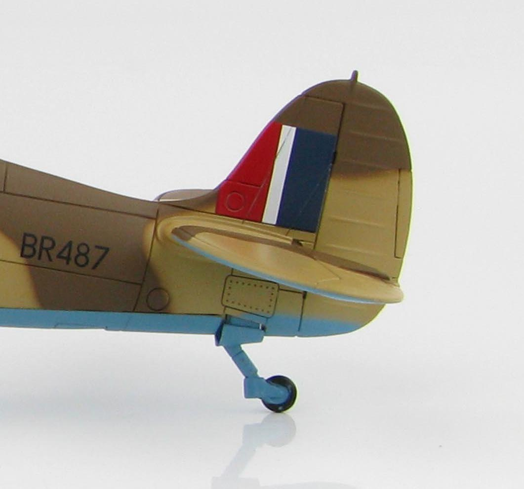 Hobby Master HA7851 Spitfire Mk.Vb Trop RAF No.417 Sqn Tunisia 1943 1:72