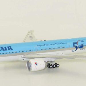 Boeing B777-300ER ,KOREAN AIR.Inflight B-777-KL-0319.