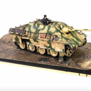 Jagdpanther.Sd.Kfz.173.Modely tanku.Diecast models military tanks.Forces of Valor UN-801007A.