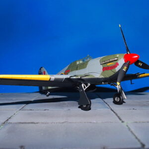 Hawker Hurricane Mk.II.Modely letadel.Diecast models aircraft.Hobby Master HA8652.Modely vrtulníků. Diecast models helicopters. Diecast models cars. Modely vojenské techniky. Diecast models military vehicles. Modely raket. Diecast models rockets. Sběratelské modely. Hotové modely. Kovové modely.