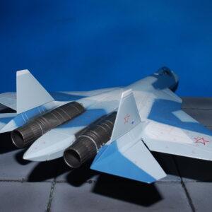 T-50.Sukhoi T-50 PAK FA Fifth-Generation Jet Fighter.T-50.Modely letadel.Diecast models aircraft.Air Force1 A00003. Modely vrtulníků. Diecast models helicopters. Diecast models cars. Modely vojenské techniky. Diecast models military vehicles. Modely raket. Diecast models rockets. Sběratelské modely. Hotové modely. Kovové modely.