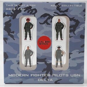 Modern Fighter Pilots USN DELTA (United States Navy).Figurky Pilotů.Calibre Wings CA72WS04.