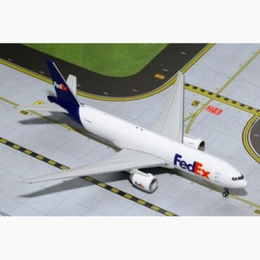 B777.Boeing 777F.Modely dopravních letadel.Diecast models airplanes.airliner.Gemini Jets GJFDX1529.
