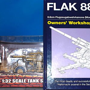 Haynes HYN - H6133 - Flak 88 Manual(8.8cm Flugzeugabwehrkanone 18/36/37/41)