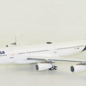 Airbus A340-313 , 'D-AIFD' Lufthansa.J Fox Models JF-A340-003.