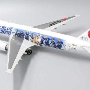 "Boeing B777 -200 , 'JA8979' ""Samurai Blue"" JAL.JC Wings EW2772002."