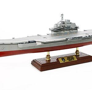 Chinese aircraft carrier Liaoning 16.Modely bitevních lodí.Sběratelské Kovové modely lodí.Diecast models ships.Forsec of Valor 861010A.