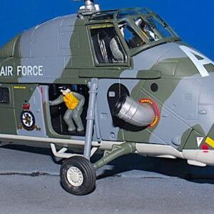 Westland Wessex.Sikorsky S-58.Modely vrtulníkuDiecast models helicopters.Corgi AA37611. Modely letadel. Diecast models aircraft. Modely dopravních letadel. Modely vojenské techniky. Diecast models military vehicles, Modely raket. Diecast models rockets. Sběratelské modely. Hotové modely. Sběratelské modely letadel. Kovové modely.