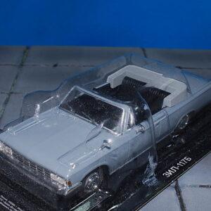 ZIL-117B.Presidential Cars.Modely aut.Diecast models cars.DeAgostini Auto Legends USSR 129. Modely nákladních aut. Diecast models vehicles.trucks. Modely hasíčských,požarních vozidel. Diecast models cars.fire engine. Transport diecast models. Modely vojenské techniky. Diecast models military vehicles. Modely tanků. Diecast models tanks. Sběratelské modely. Hotové modely. Kovové modely.