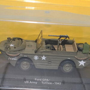 Ford GPA.FORD.Modely aut.Diecast models cars.Eaglemoss MAG EX02.Modely aut.Modely vojenské techniky.Sběratelské modely.Hotové modely.Sběratelské modely Kovové modely. Diecast models cars.military vehicles.