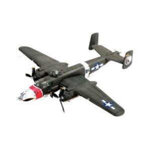 B-25 Mitchell.North American B-25J Mitchell.Modely letadel.Diecast models aircraft.Forces of Valor UN-812014A.