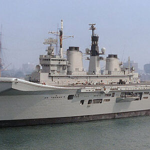 HMS Illustrious (R06) Royal Navy.Forces of Valor UN- 861016A.