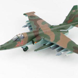 Su-25.Sukhoi Su-25 Frogfoot.Modely letadel.Diecast models aircraft.Hobby Master HA6101.