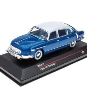 Tatra.Tatra 603.Modely aut. Diecast models cars.IXO Models - IST236.