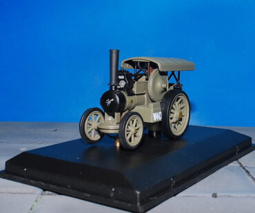 "Fowler B6 ""Super Lion"" Road Locomotiv.Modely vojenské techniky. Diecast models military vehicles.Diecast models traktors.Oxford Diecast 76FOW003."
