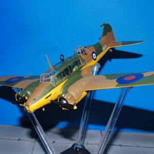 Avro Anson Mk.I.Modely letadel.Diecast models aircraft.airplanes.Oxford OX-72AA003.