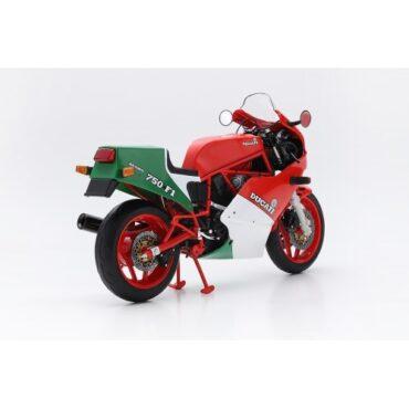 DUCATI 750F1.Motocykl.Motorbike.Modely motocyklů.Diecast motorbike models.TSM Model TSMMC0014.