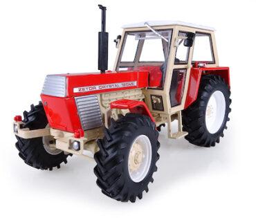 Zetor Crystal 12045.Sběratelské modely traktorů.Hotové modely.Diecast models traktors.Universal Hobbies UH4949.