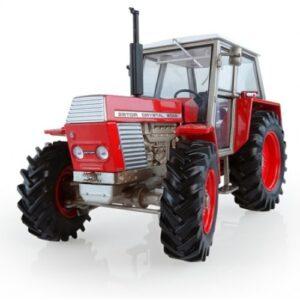 Zetor Crystal .Sběratelské modely traktorů.Hotové modely.Diecast models traktors.Universal Hobbies UH5272.