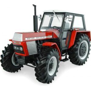 Zetor Crystal .Sběratelské modely traktorů.Hotové modely.Diecast models traktors.Universal Hobbies UH5288.