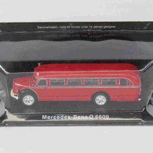 Mercedes-Benz O 6600. Sběratelské modely autobusů. Diecast models buses.Modely hasícských vozidel.Diecast models fire engine.