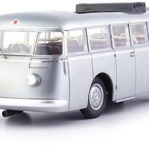 Škoda 532 Aerodynamický Autobus.1938.Sběratelské modely autobusů.Diecast models buses.AutoCult ATC 10005.