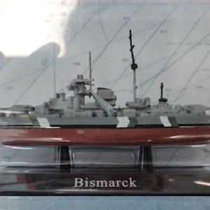 DeAgostini MAG KZ01 - Bismark Battleship German 1941