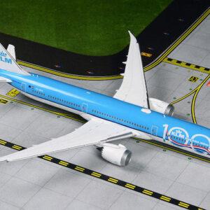 B787.Boeing 787 Dreamliner.Modely dopravnich letadel.Diecast models airlines.Gemini Jets GJKLM1890.