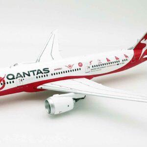 Boeing B787-9 Dreamliner, Qantas 100 Years.Inflight 200 IF789QFA100.