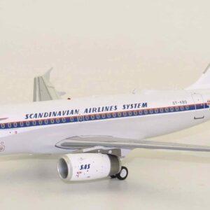 AIRBUS A319-131 , 'OY-KBO' SAS.J Fox Models JF-A319-003.